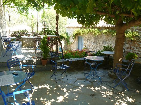 Hotel Patriarcheas: Nice area