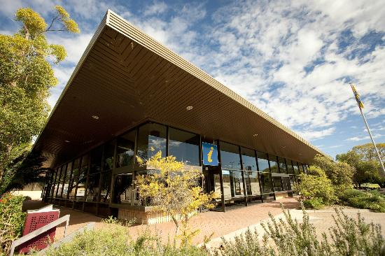 Broken Hill Visitor Information Centre