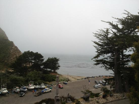 The Wharf Master's Inn: A view from the balcony