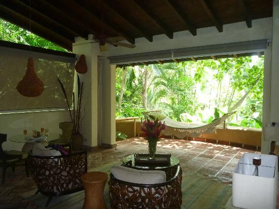 Florblanca Resort: Living Room