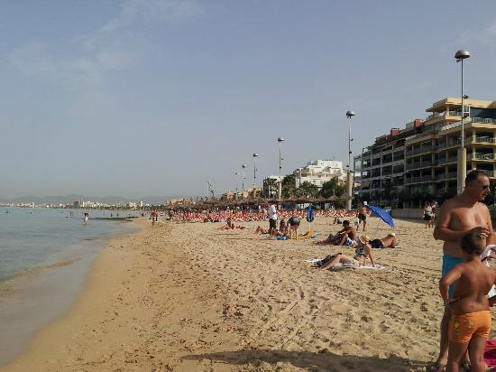 Encant Hotel: El Arenal playa