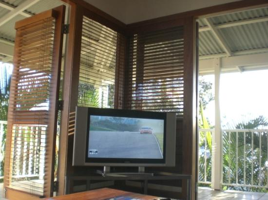 South Pacific Resort Noosa: 101 tv