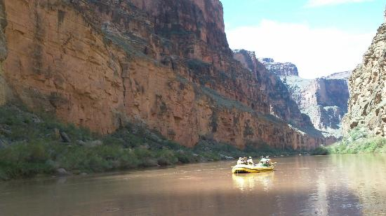 Outdoors Unlimited Grand Canyon Rafting照片