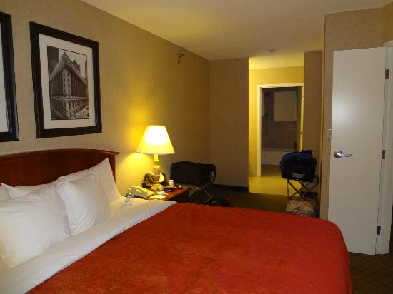 Homewood Suites by Hilton Chicago-Downtown: Bedroom