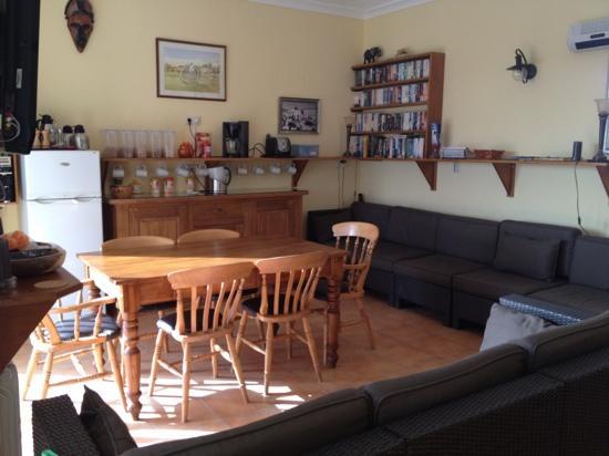 Quinta Arruba Guest House: salotto