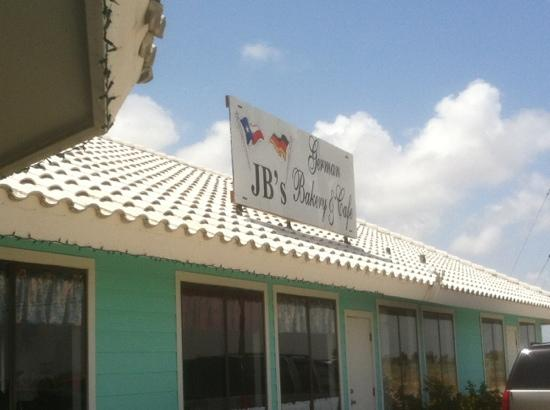JB's German Bakery and Cafe: JB's German Bakery