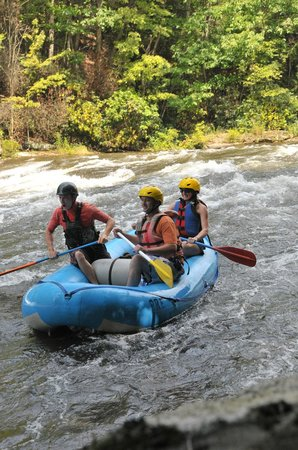 Precision Rafting Expeditions: us!