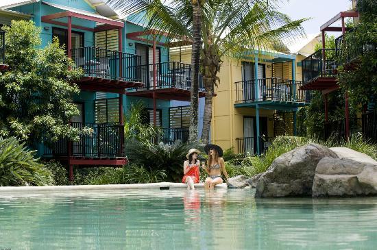 Noosa Lakes Resort : Heated Pool