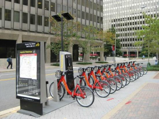 Capital bike share is a scam, tries to make money on your
