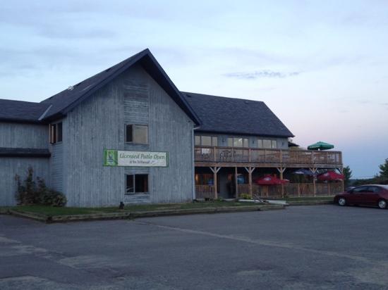 The Driftwood Restaurant.