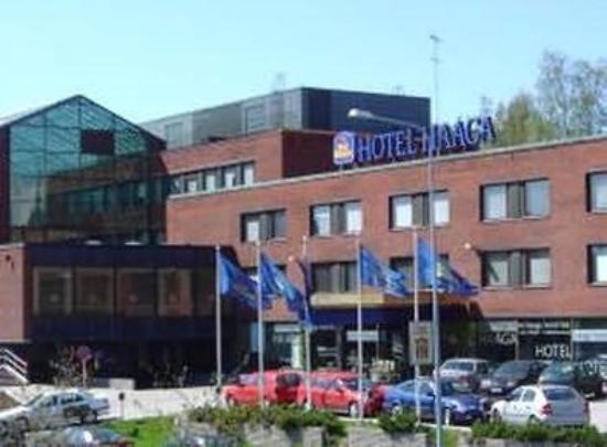 BEST WESTERN PLUS Hotel Haaga: Exterior