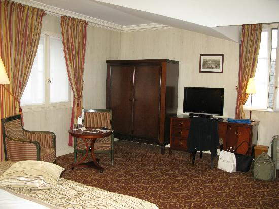Hotel d'Aubusson: Bedroom