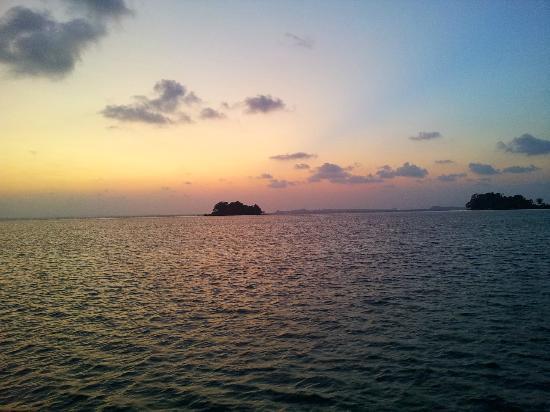 Loola Adventure Resort: Sunrise