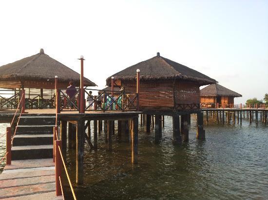 Loola Adventure Resort: Water Chalet