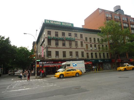 St. Marks Hotel: Hotel