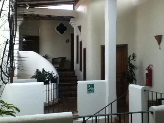 Posada Casa Sol: segundo nivel