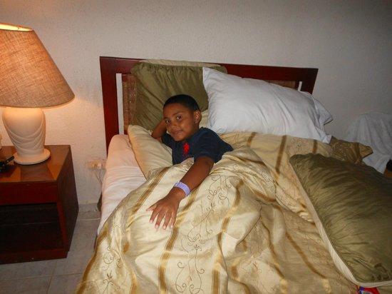 Talanquera Beach Resort: room