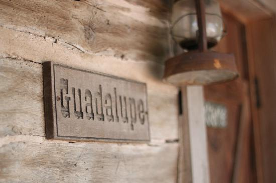 Cotton Gin Village: Guadalupe cabin