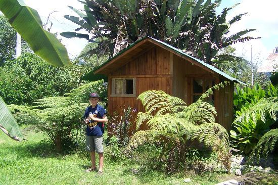La Casa del Camino Mindo: Our cabin
