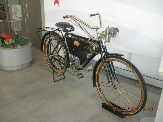 1908 Ccm Lightweight Deluxe Canada S 1st Production Unit Picture