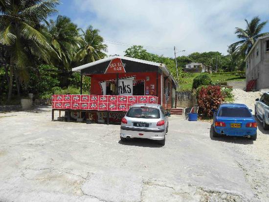 بربادوس بيتش كلوب أول إنكلوسف ريزورت: Sea Side Bar 