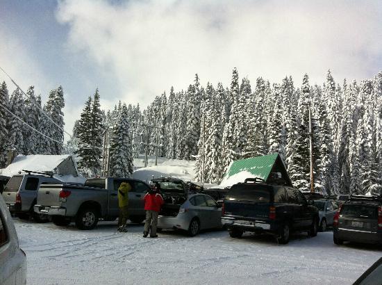 Stevens Pass Ski Area: Mtn
