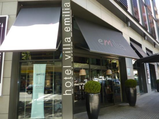 Hotel Emilia Barcelone