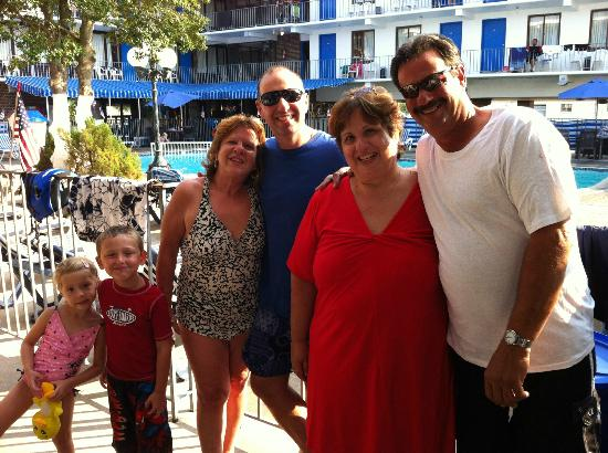 Brittany Motel: Family 2