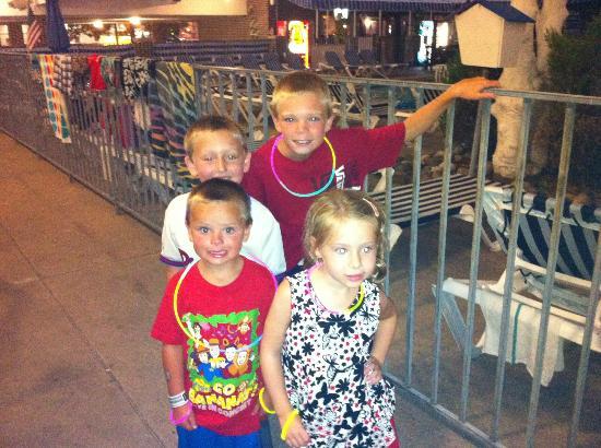 Brittany Motel: Family 3