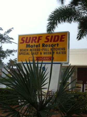 Surfside Resort : visiting during tropical storm Isaac 2012 for honeymoon!