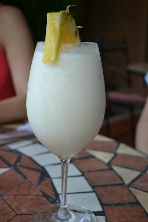 Club Del Cielo: Delicious Pina Colada
