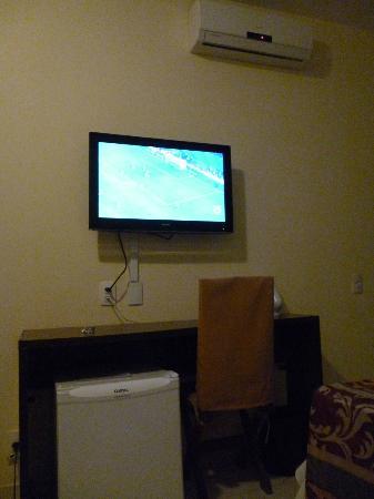 Melina Praia Hotel: Quarto