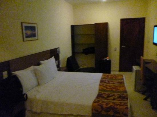 Pier85 Hotel: Quarto