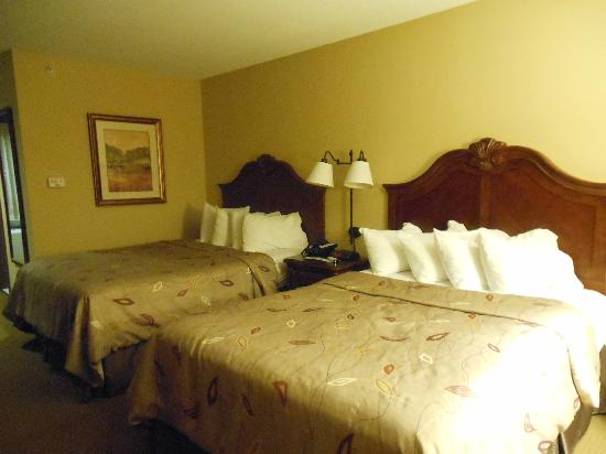 Best Western Plus Dubuque Hotel & Conference Center: Our 2 Queen room