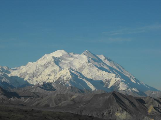 Denali Backcountry Lodge: Mt.McKinley