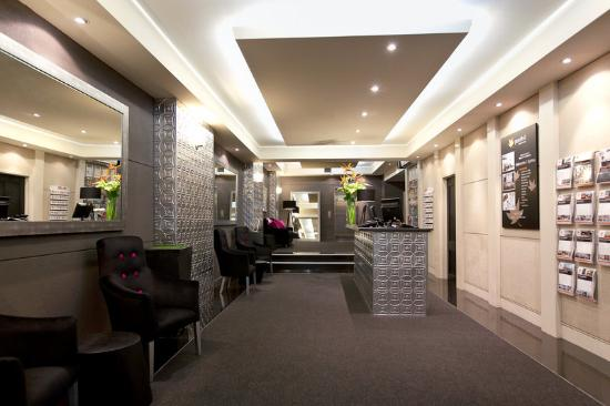 Punthill Flinders Lane Apartments: Hotel Reception