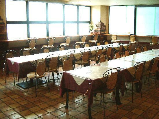 Toyota Prestige Hotel: 朝食レストラン