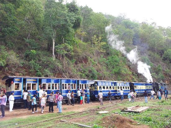 Tamil Nadu, Indien: The Toy Train