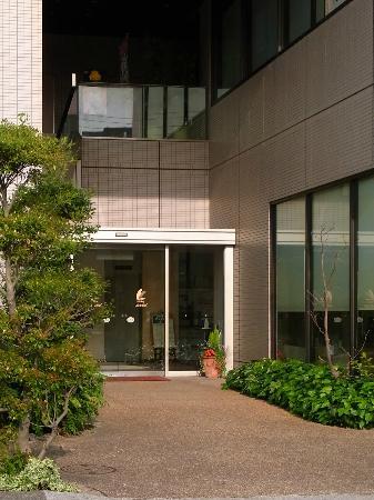Hotel Yes Nagahama Ekimaekan: ホテルYes長浜駅前館 2号館の玄関