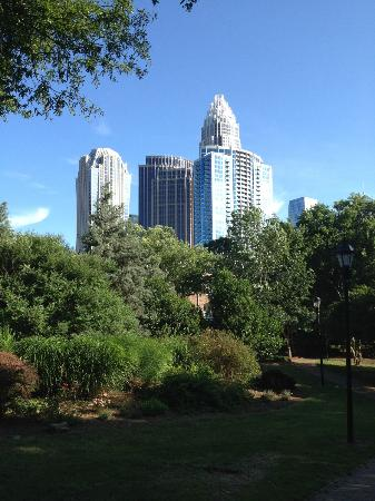 Copperline Day Tours: The Queen CIty, Charlotte NC