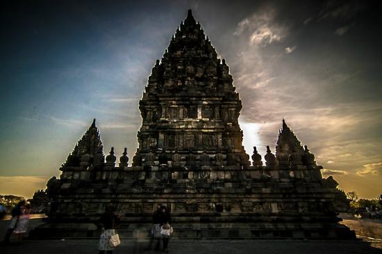 Sleman, Indonesia: Borobudur