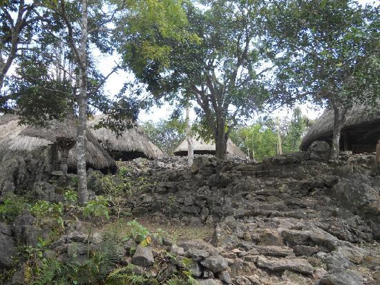 Kefamenanu, Indonesien: Tamkesi traditional village
