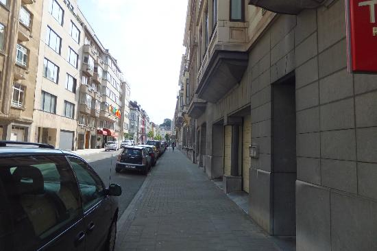 Thon Residence Florence : rue tranquille sans histoire