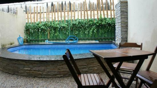 Mao Hostel : piscina do GOL