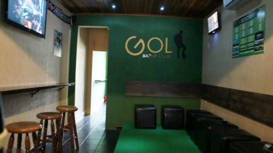 GOL Backpackers Manaus: sala de TV