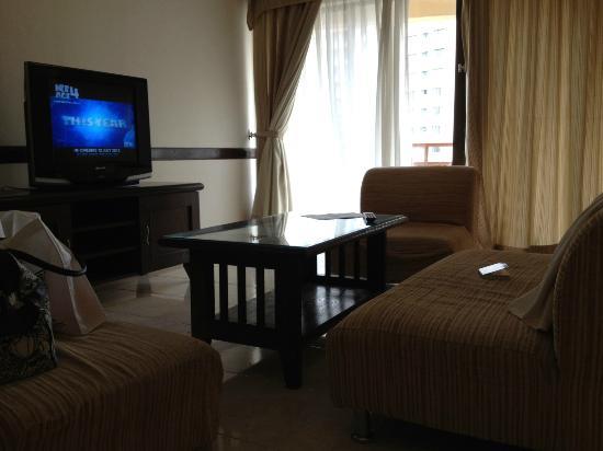 A'Famosa Resort Hotel Melaka: Living Area