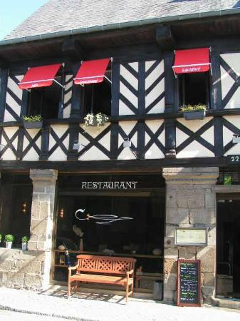 Le Sot l'Y Laisse : Facade du restaurant