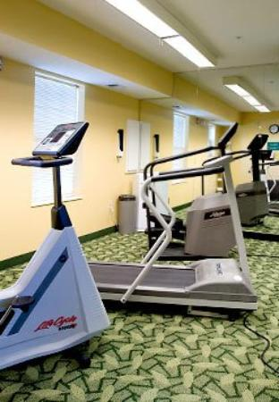 Hawthorn Suites by Wyndham Louisville North: Exercise Room
