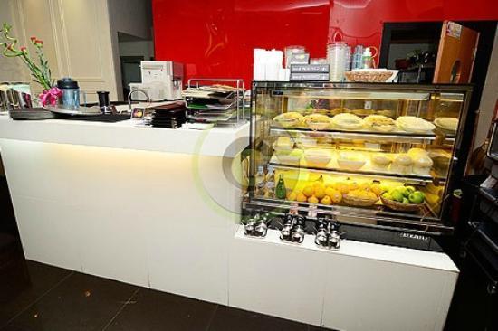 Cashier counter - Picture of Bangkok House Restaurant