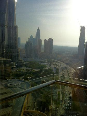 Address Dubai Mall: view